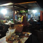 バッミージャワの老舗屋台Pak Pele
