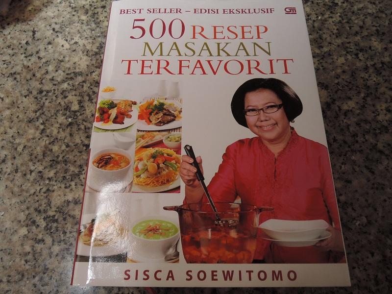 buku resep