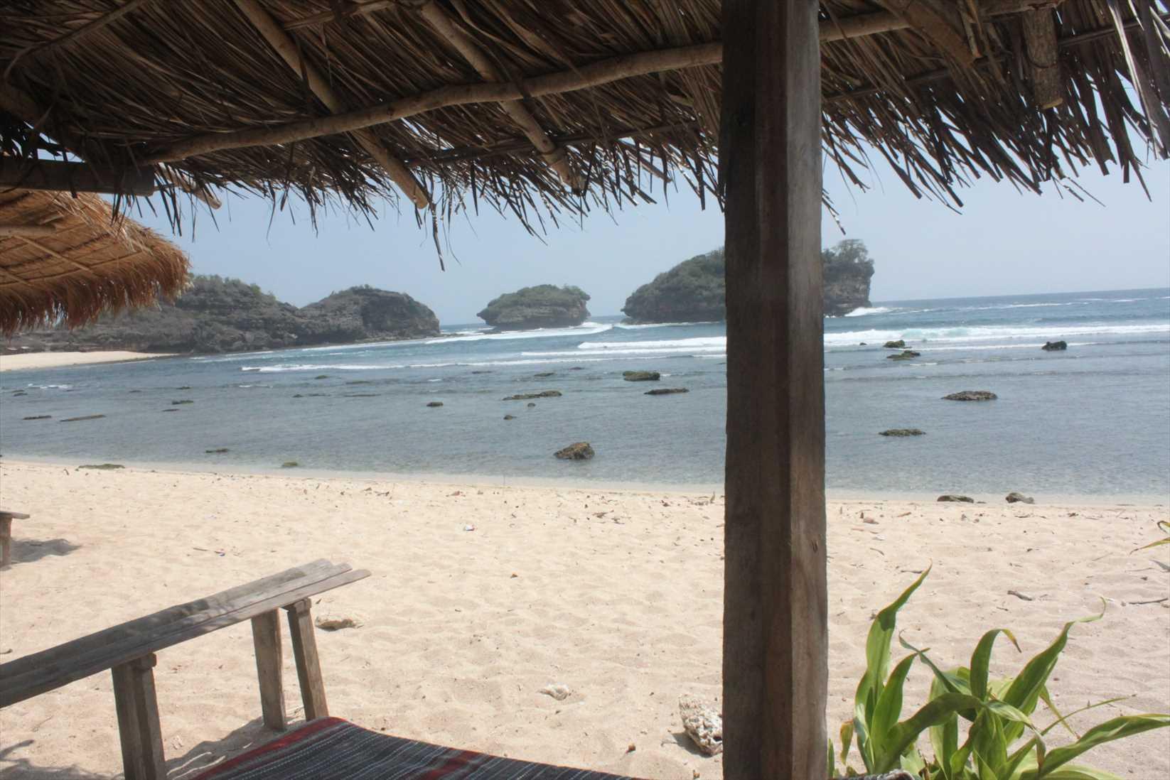 Pantai Watu Karung 1