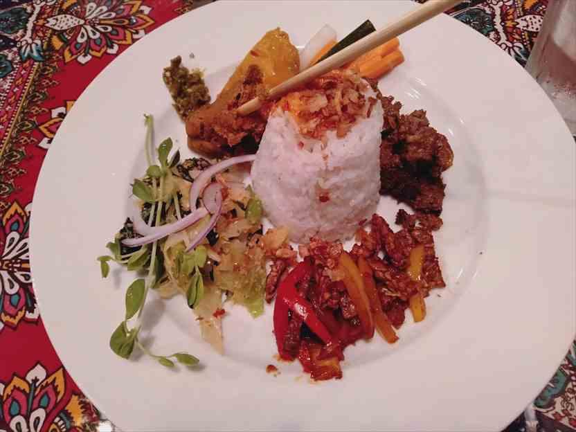 インドネシア料理レストランBumbu Kitchen