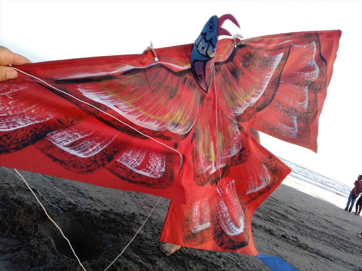インドネシアの凧